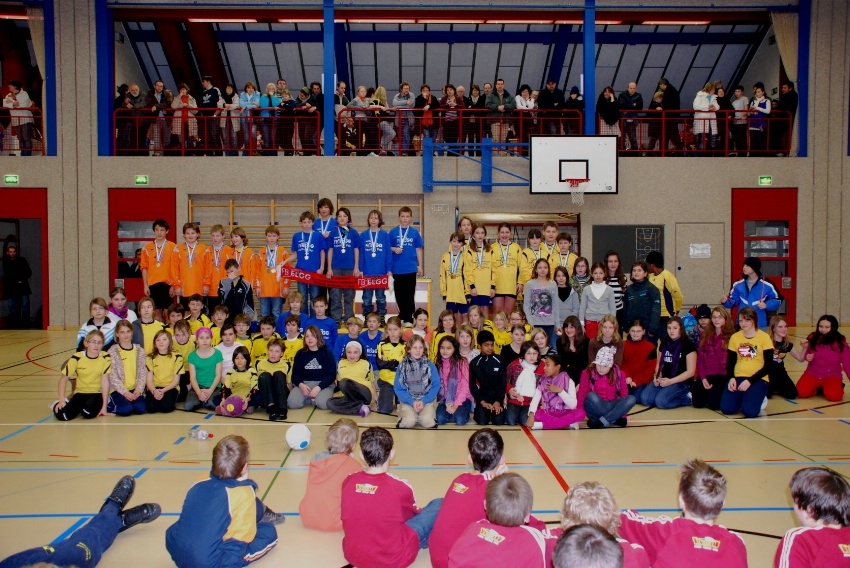 U18 Manor Indoors 2009